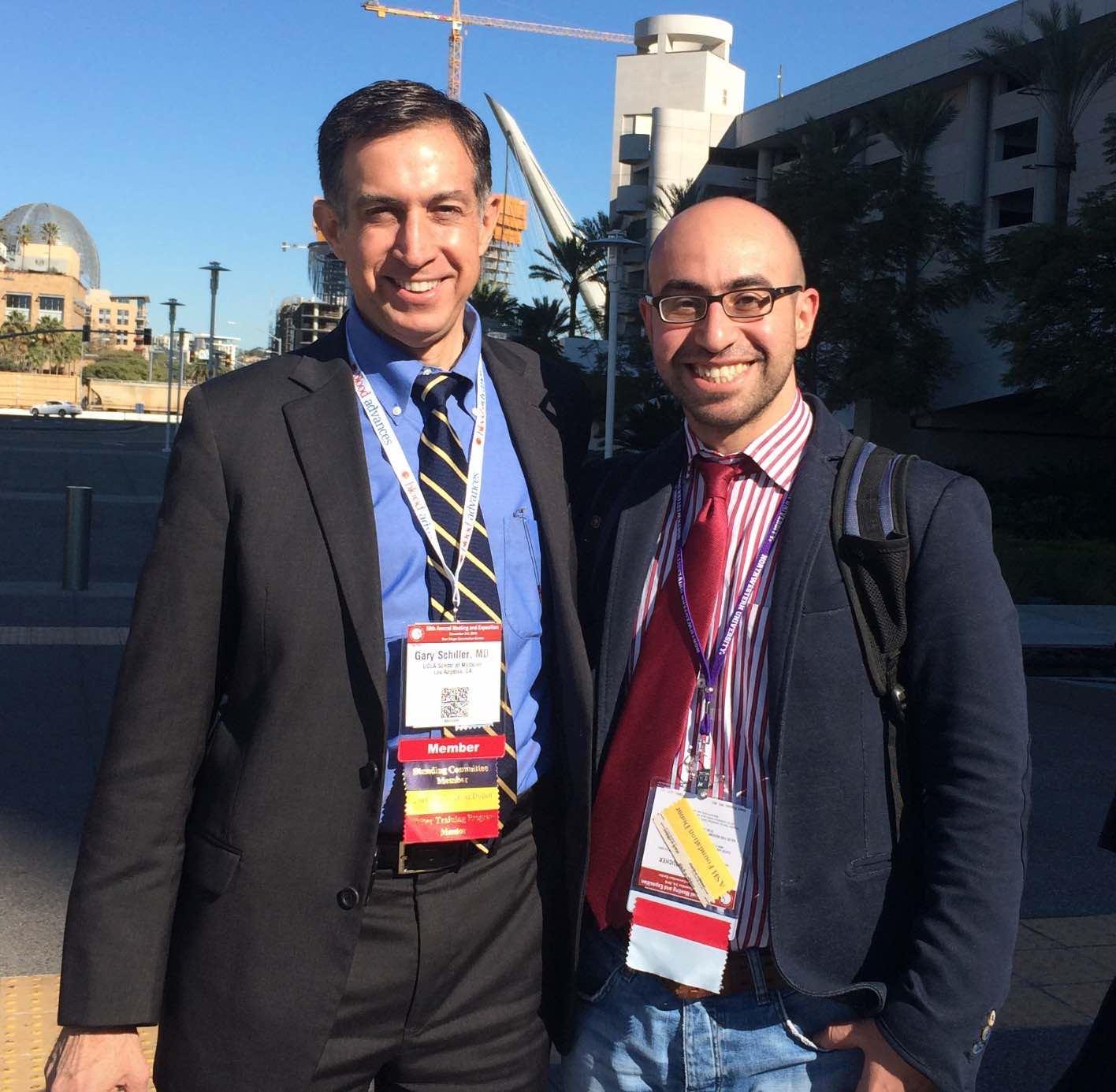Gary Schiller and Sherif Badawy