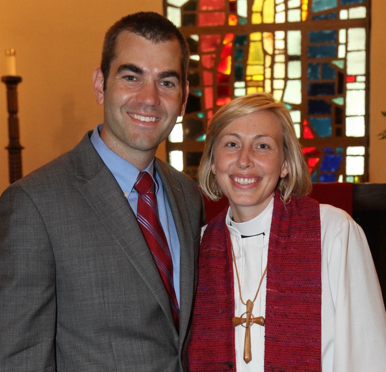 Paul and Ingrid Rasmussen