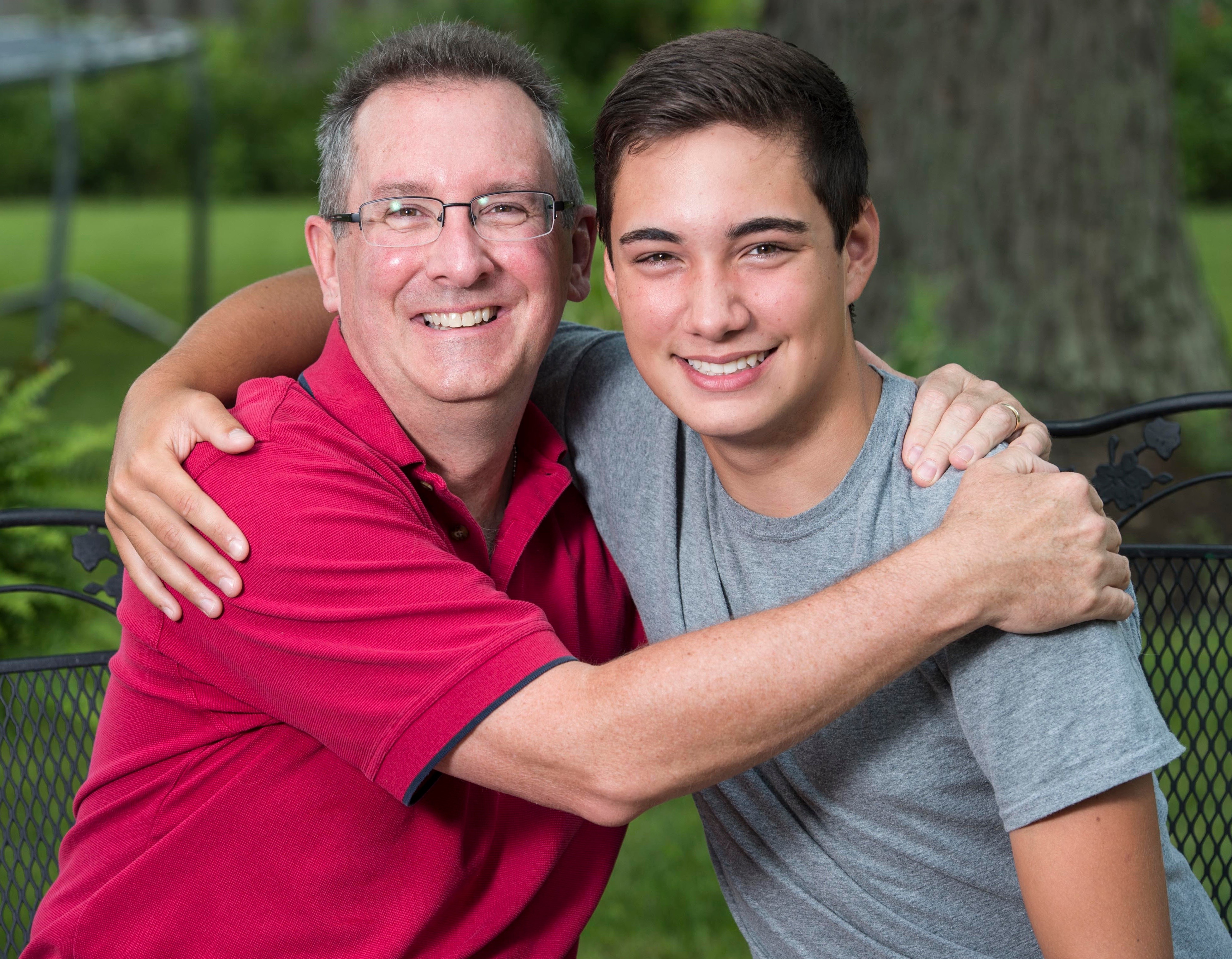 Tom and Brendan Gould