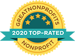 2020 Top Rated Nonprofit badge