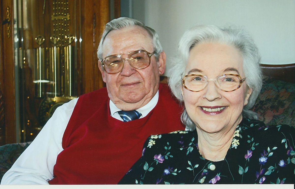 Barbara Campbell & Husband