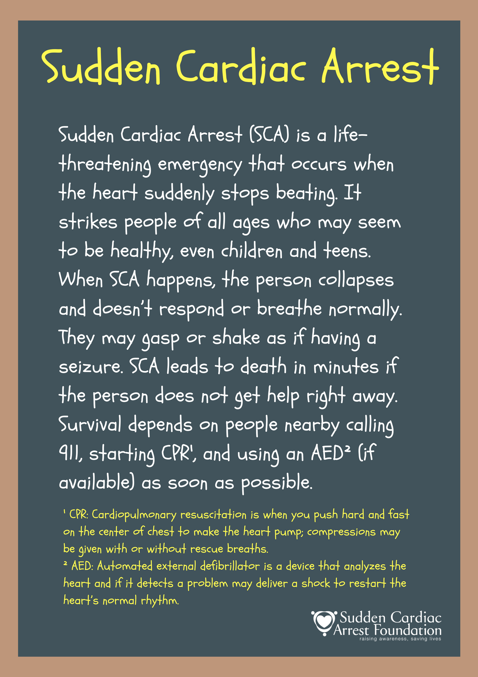 2017 study | sudden cardiac arrest foundation