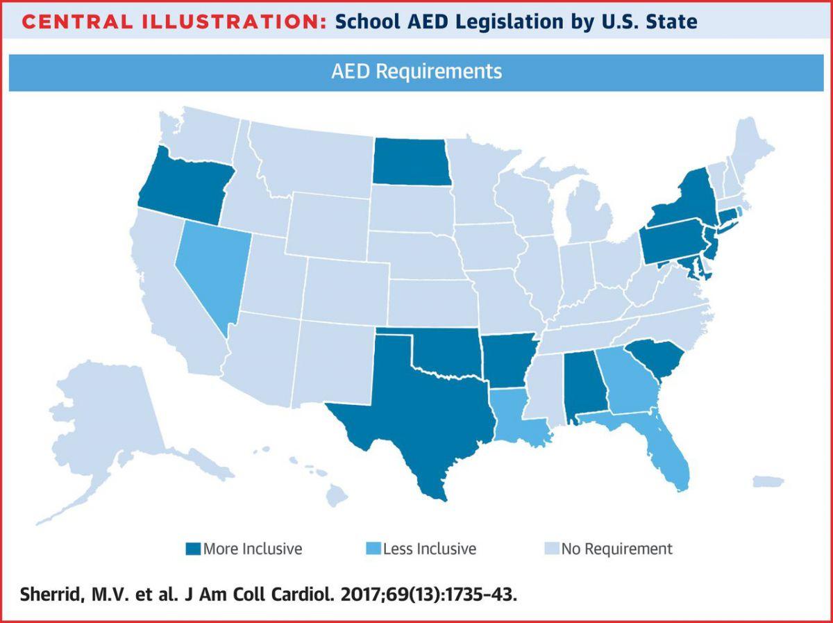 School Aed Legislation By State