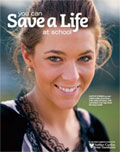 Click Here to download the You Can Save a Life at School PDF Magazine